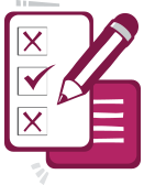 Doctors checklist icon