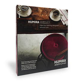 HUMIRA® Injection Training Kit